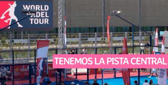 Pista Central World Padel Tour